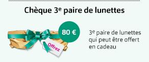 8f5214f9a84  Attention! La moins chère des deux lunettes est gratuite.