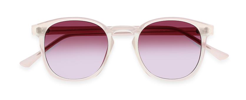 Zonnebrillentrend Ultra violet